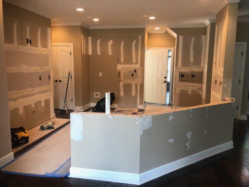 ausman kitchen drywalling picture 2 hrgc